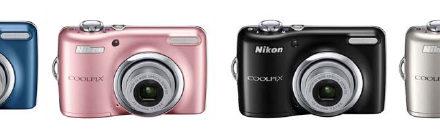 Nuevas cámaras Nikon Coolpix
