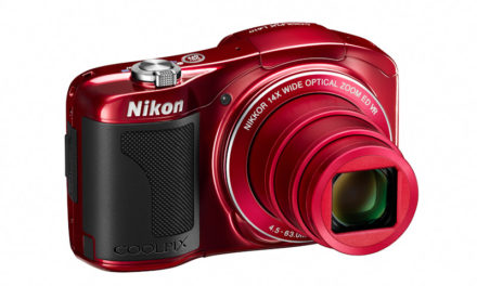 Nikon COOLPIX L610, con zoom de 14 aumentos