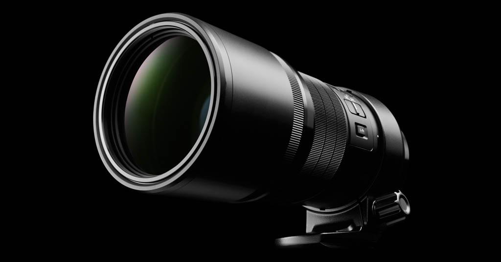Nuevo teleobjetivo Olympus 300mm para Micro Cuatro Tercios
