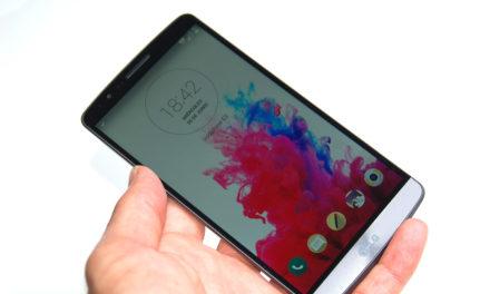 LG G3 y su cámara de 13MP con enfoque láser