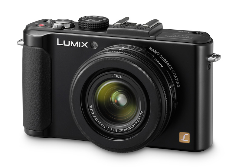 Panasonic Lumix LX7, la nueva cámara de la serie LX