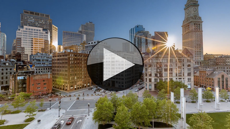"""Boston Layer-Lapse"" un TimeLapse renovado"