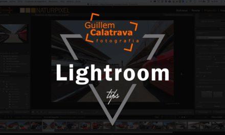 Cómo crear una proyección o pase de diapositivas con Lightroom