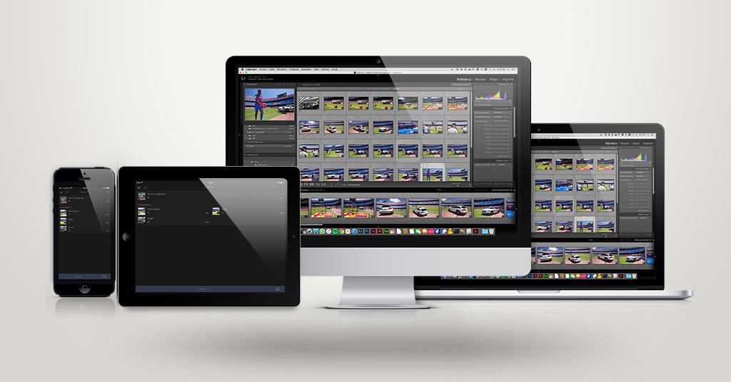 Edita archivos RAW con Lightroom mobile