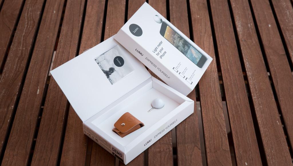 Probamos Lumu, el fotómetro para iPhone