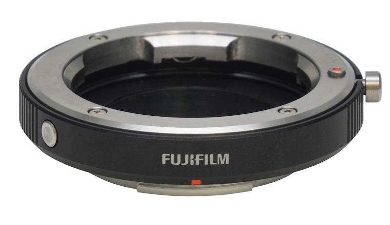 Nuevo adaptador de montura M para Fujifilm X-Pro1
