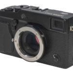 Actualización firmware Fujifilm X-Pro1: versión 1.10