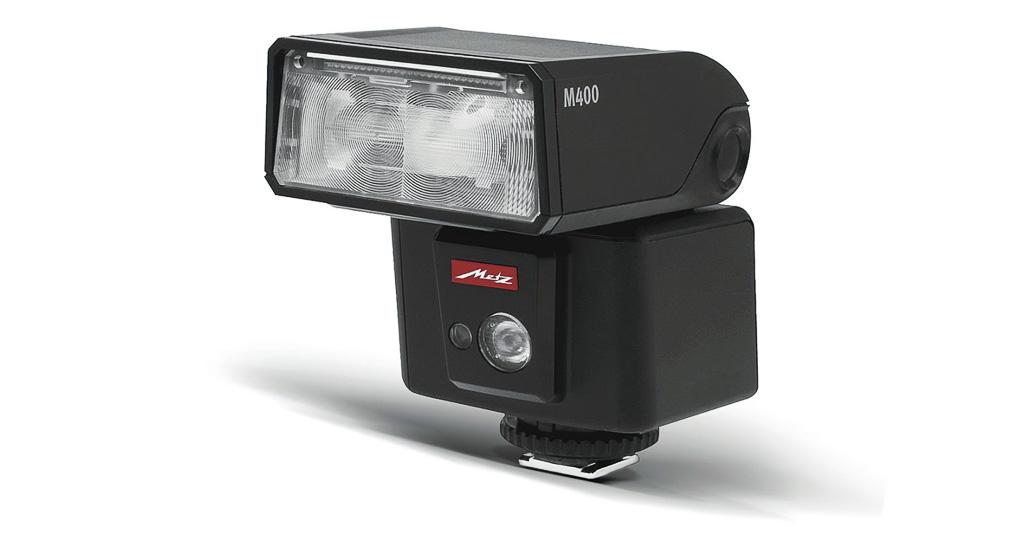 Metz mecablitz M400, el primer flash de una nueva generación