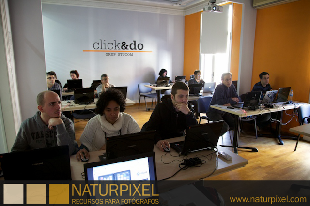 Curso de Lightroom, 5 de marzo 2011