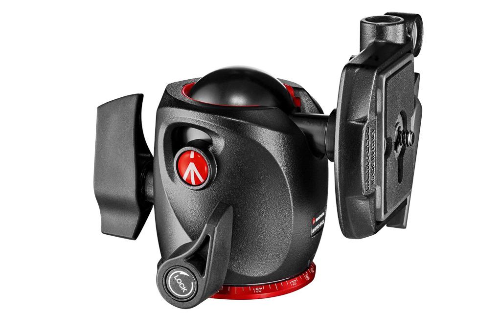Nueva rótula de bola Manfrotto XPRO Ball Head