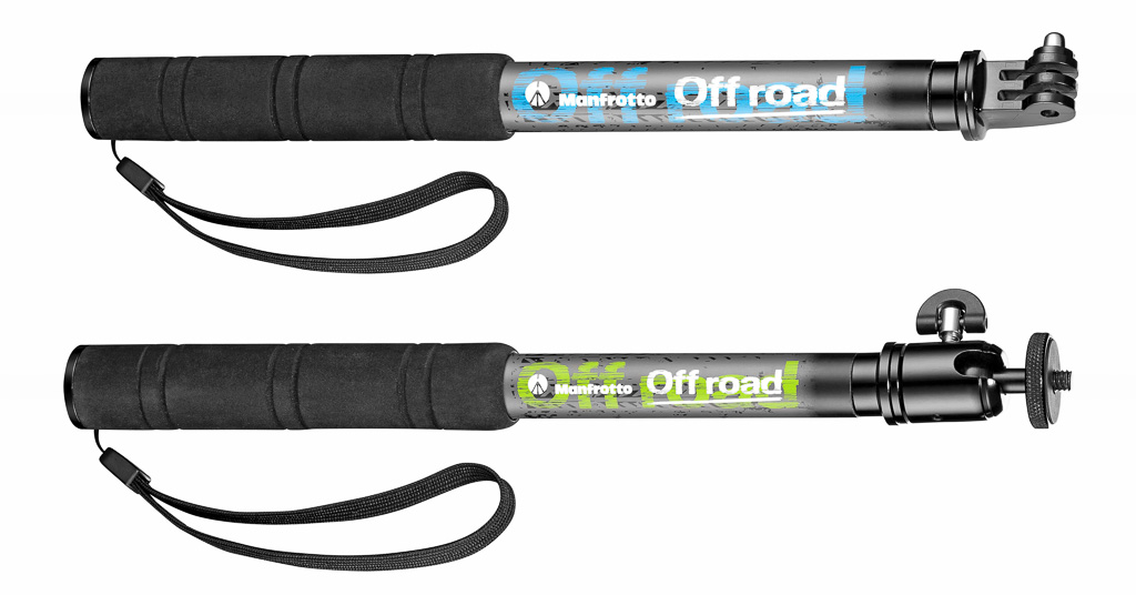 Manfrotto Poles Off Road, palos de selfies muy ligeros