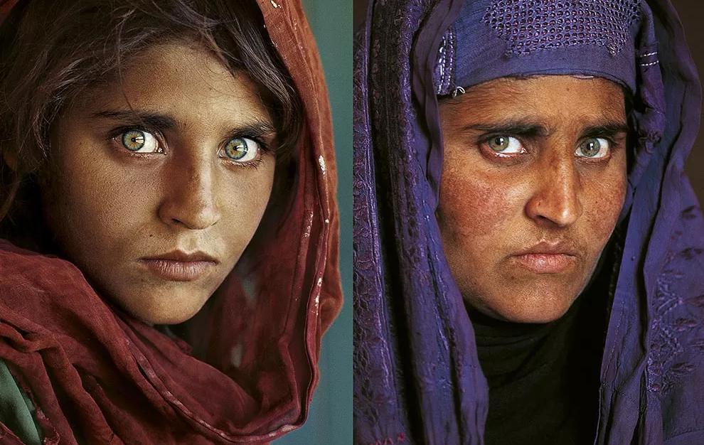 Steve McCurry repasa la historia y contexto de sus obras más icónicas, hoy en streaming