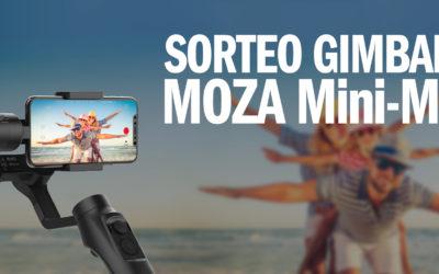 ¡SORTEO! Gimbal MOZA Mini-MI