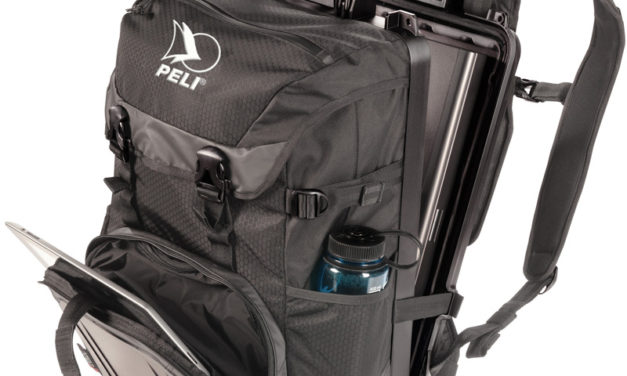 Peli ProGear, la mochila más rígida