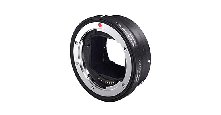 Sigma MC-11, convertidor que te permite utilizar tus objetivos Sigma/Canon en Sony