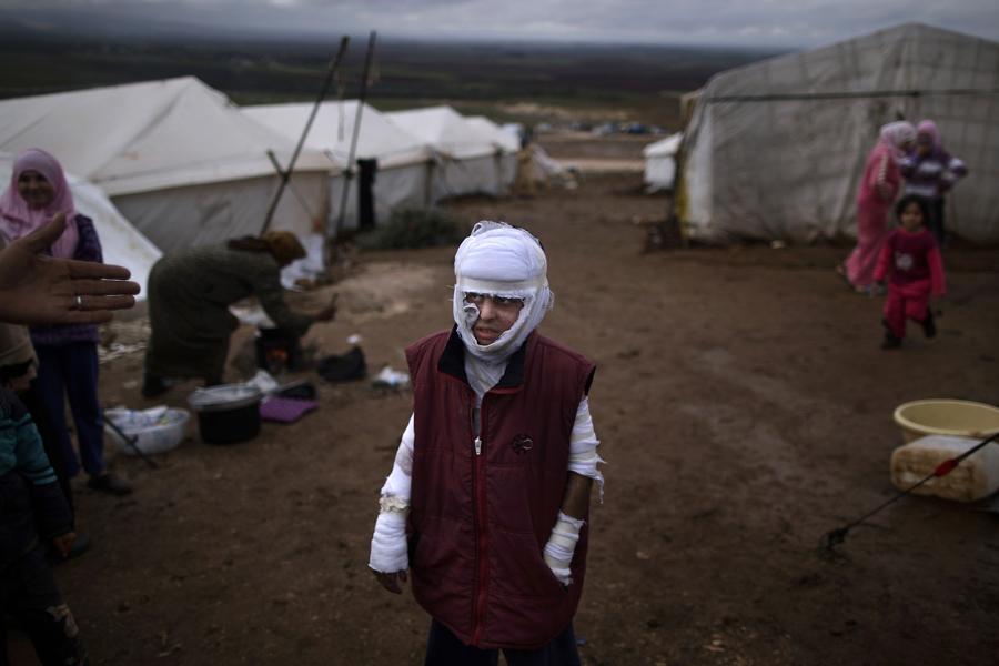 © Muhammed Muheisen, Associated Press - 11 de diciembre de 2012