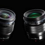 Olympus presenta dos nuevos objetivos M.Zuiko Digital ED ƒ/1,2 PRO: El 17 mm y el 45 mm