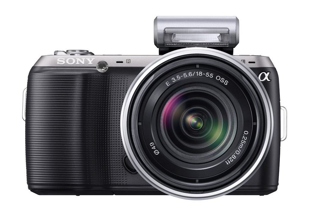 Sony presenta la nueva α NEX-C3 (y accesorios)