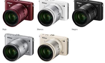 Nikon presenta la Nikon 1 J3 y la Nikon 1 S1, junto a los objetivos 1 NIKKOR 6.7–13mm y 1 NIKKOR 10–100mm