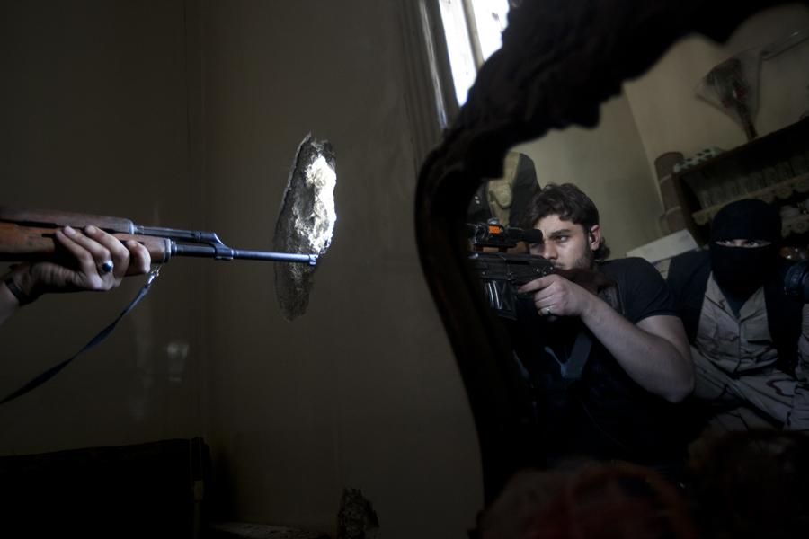 © Narciso Contreras, Associated Press - 29 de octubre de 2012