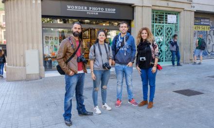 Así fue el curso de fotografía Fotowalk Barcelona 2 del 21 de octubre de 2017