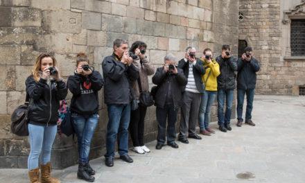 Curso de Fotografía Fotowalk Barcelona 1, 23 de marzo de 2013