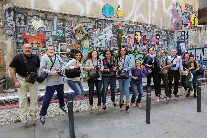Así fue el Curso de Fotografía Fotowalk Barcelona 1, 10 de mayo de 2014