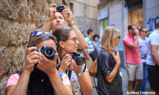 """Así fue el Curso de Fotografía """"Fotowalk Barcelona 1"""" del 19 de septiembre de 2015"""