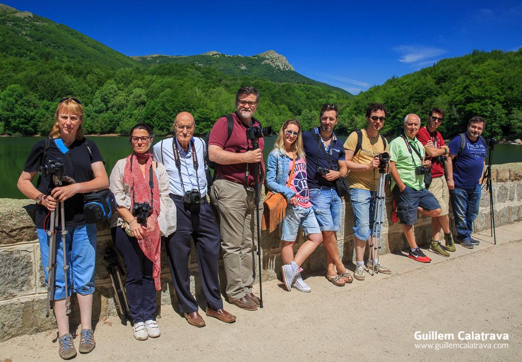 Así fue el Curso de Fotografía de Naturaleza en el Montseny, 6 de junio de 2.015
