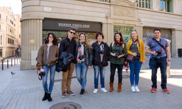 Así fue el Curso de Fotografía Fotowalk Barcelona del 8 de abril de 2017