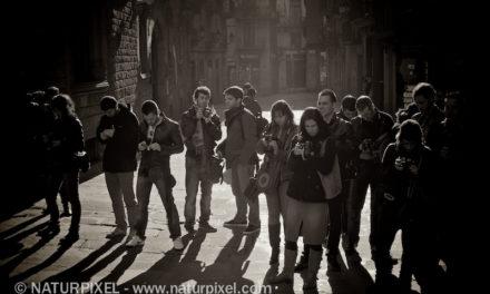 Curso de Fotografía Barcelona Fotowalk, 5 de febrero 2011