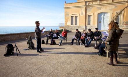 Curso de fotografía Fotowalk Sitges, 25 de febrero de 2012
