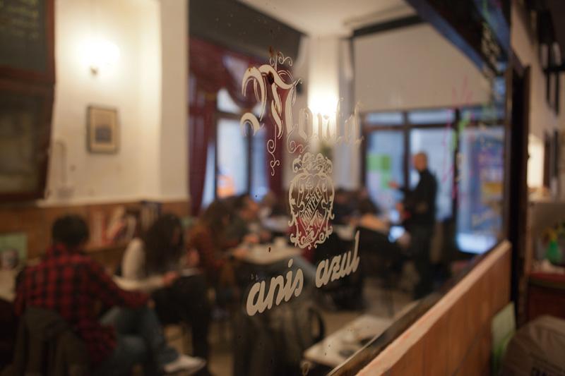Curso de fotografía Barcelona Fotowalk Born, 14 de enero de 2012