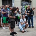 Curso de Fotografía Barcelona Fotowalk Born, 21 de julio de 2012