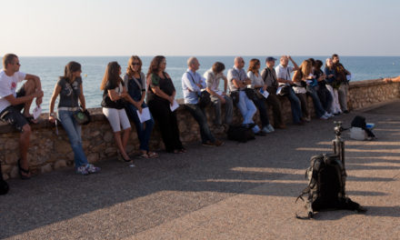 Curso de fotografía Fotowalk Sitges, 1 de octubre de 2011