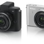 Nikon Mirrorless Nikon 1: V1 y J1