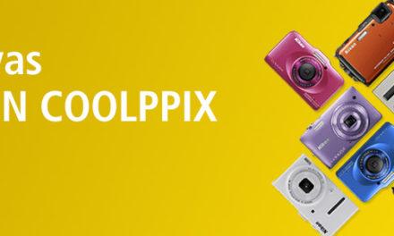 Nuevas Nikon Coolpix 2014