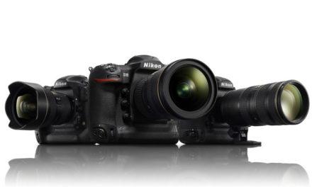Llega la Nikon D5 con 20,8Mp, vídeo 4K, 153 puntos de enfoque e ISO 3280000