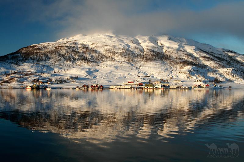 Noruega Ainara Garcia 14