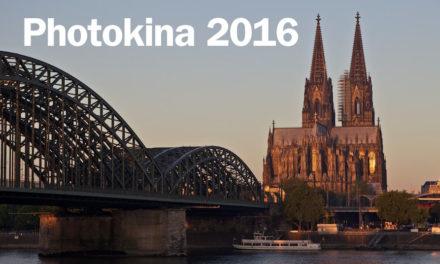 Novedades en la Photokina 2016 (2ª parte)