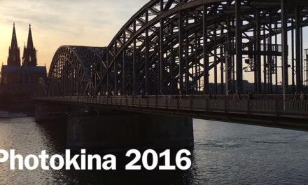 Novedades en la Photokina 2016 (1ª parte)