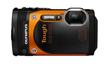 Olympus Tough TG-860, la nueva cámara resistente de Olympus