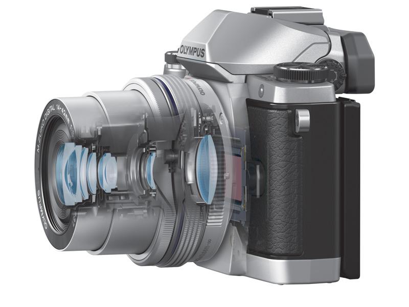 E-M10 con el nuevo M.ZUIKO DIGITAL ED 14-42mm 1:3.5-5.6 EZ