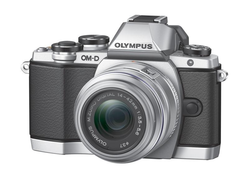 Nueva Olympus OM-D E-M10