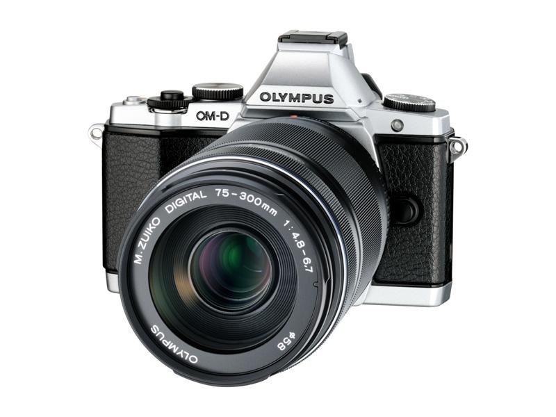 Nuevo objetivo Olympus M.ZUIKO ED 75-300mm 1:4.8-6.7 II