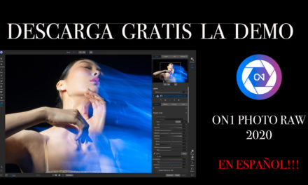 ON1 PHOTO RAW 2020 por fin en español!!