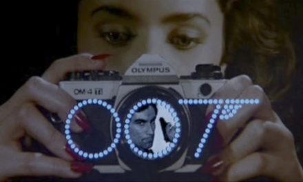 """Olympus con """"licencia para matar"""""""