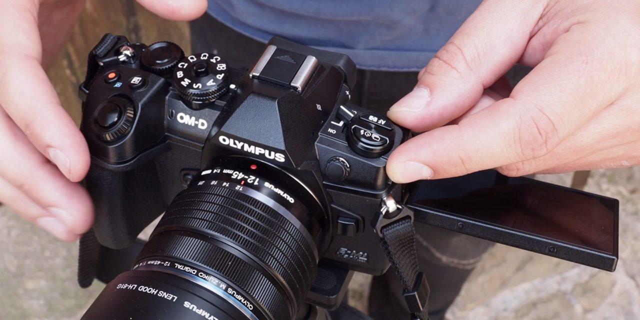 Review de la Olympus OM-D E-M1 Mark III + 12-45mm ƒ/4