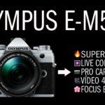 Probamos las principales prestaciones de la Olympus OM-D E-M5 Mark III