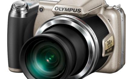 Novedades Olympus, nueva cámara SP-810UZ